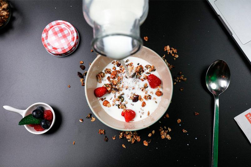 Intolerancia a la lactosa e intolerancia al gluten